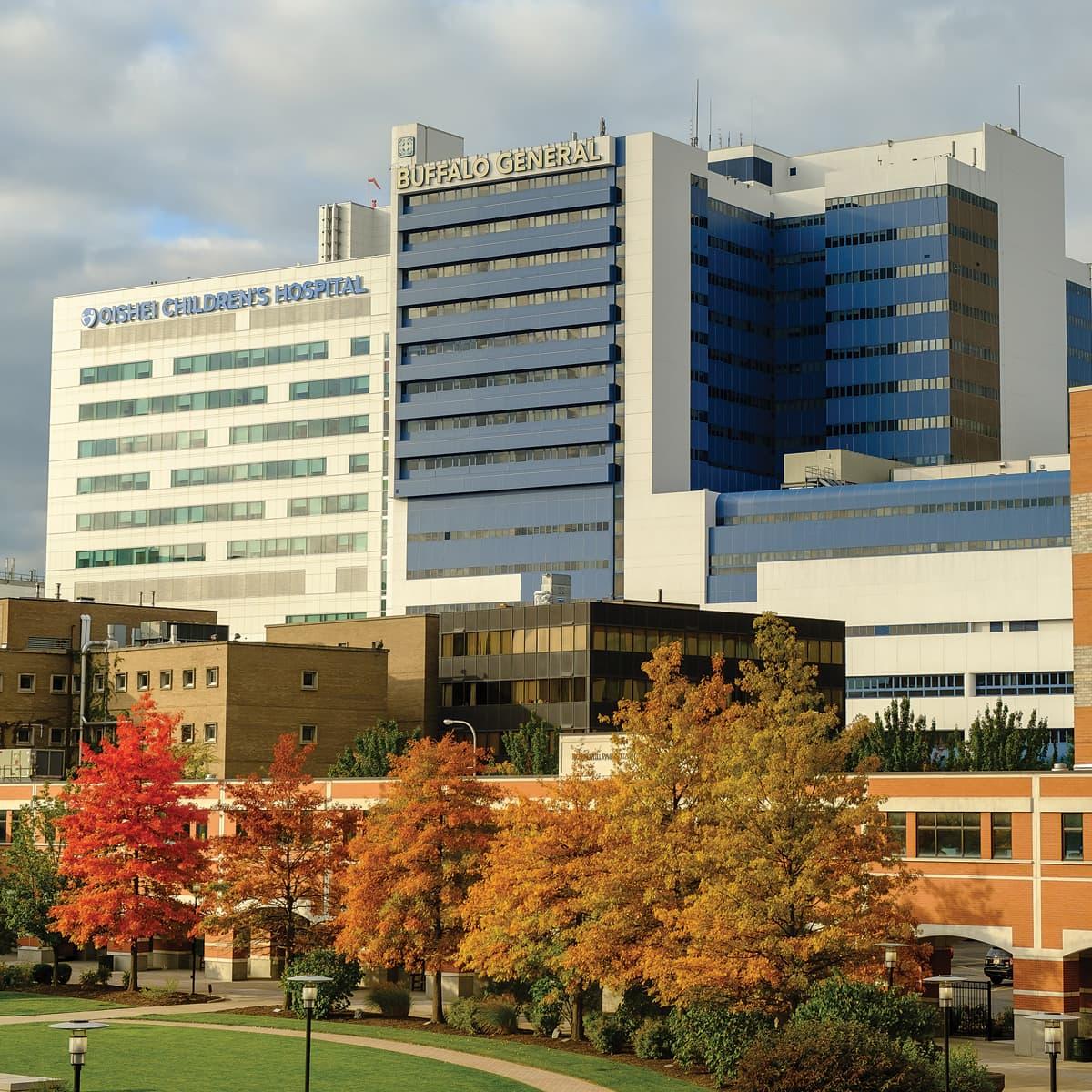 Tours of the Buffalo Niagara Medical Campus