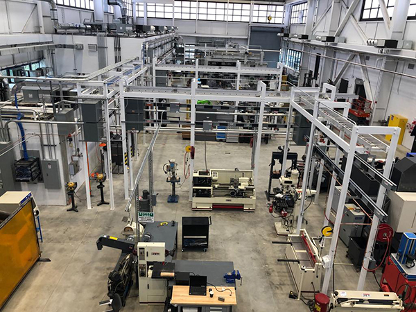 VIDEO: A new era of workforce training takes hold in Western New York