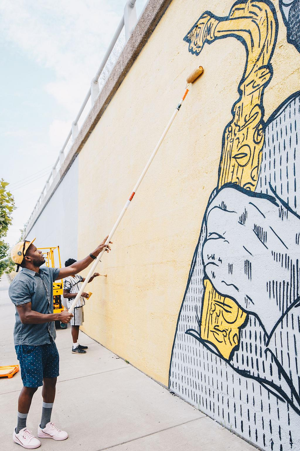 A complete guide to street art in Allentown