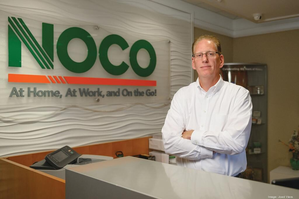 """Lower prices are good for the person who is just buying the energy,"" said Dave Wentland, vice president of Noco's fuels division. ""For Noco, for refineries, for the companies that transport gasoline, and the gas stations, their business is going to be down."" (Joed Viera/ Buffalo Business First)"