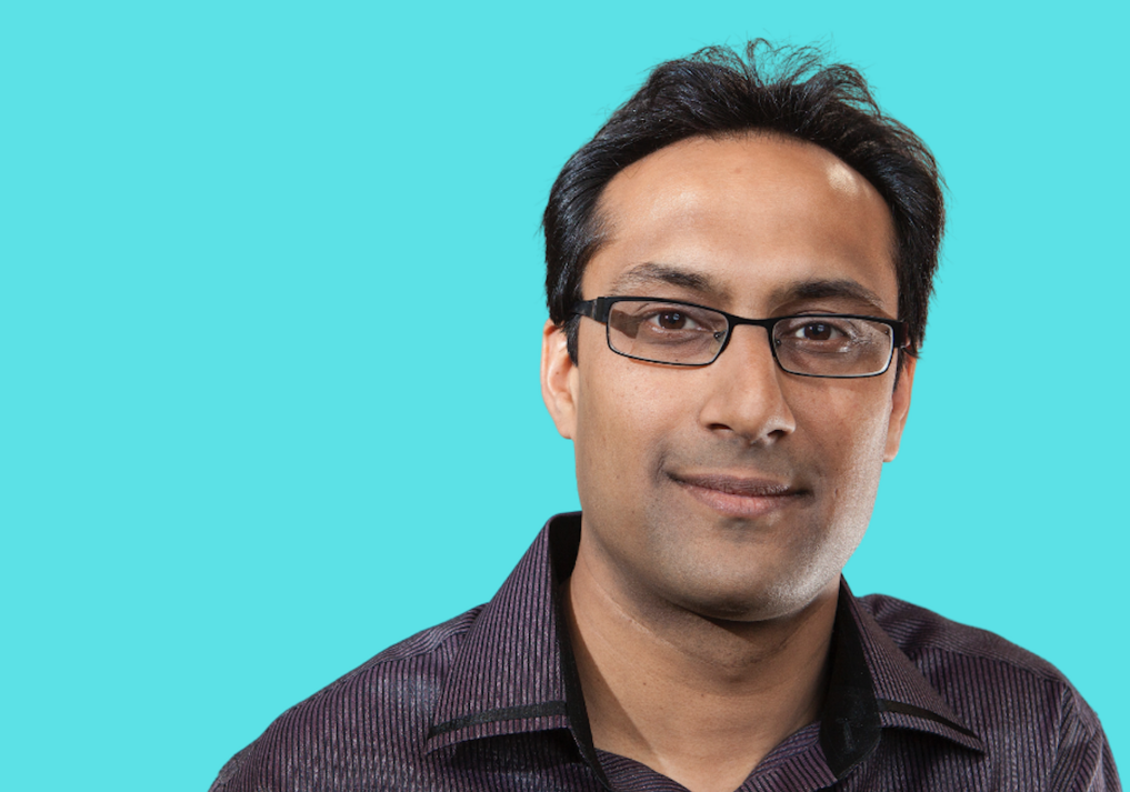 Bill Naab and Akash Desai have big plans for their Buffalo-based startup