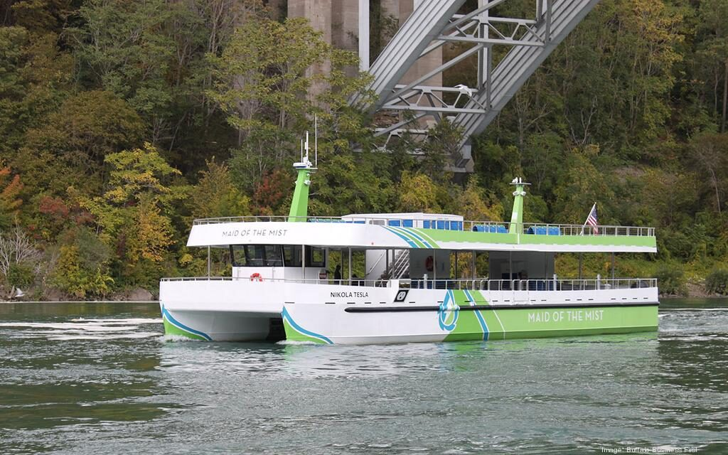 Maid of the Mist new ship