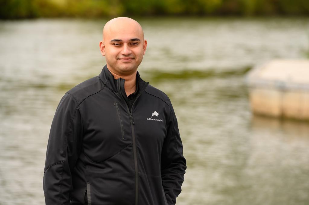 Thiru Vikram, CEO, Buffalo Automation